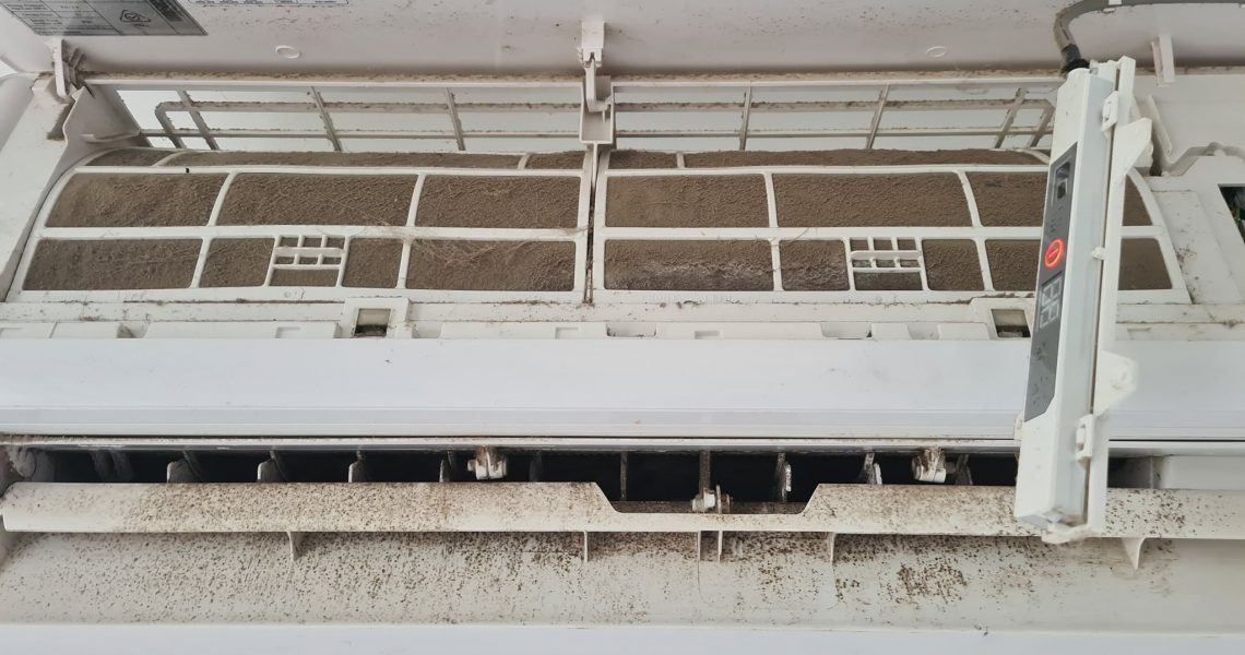 Health Hazards of a Dirty AC Unit